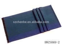 Hot sale new design 100% polyester silk feel scarf islamic veil scarf