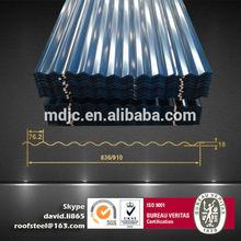 OEM textured metal roofing prices