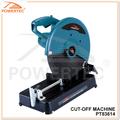 POWERTEC 2kw 355mm elektrische cuting- maschine ausschalten