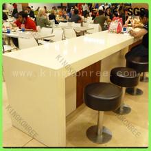 high bar cocktail table , cheap bar table sets , long bar table