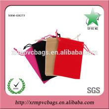 Custom velvet gift bag for electronic cigarette