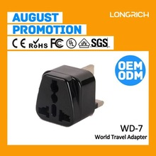 China Supplier 4-pin power plug,electronic outlet