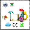 China supplier kids playground for plastic garden/alibaba china best playground manufacturer/outdoor playground toys QX-11043A