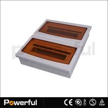 newly designed 32 way flush distribution box
