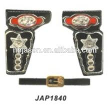 leather gun holder/holester