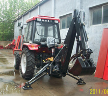 CE approved 3 point backhoe attachment