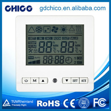 CCXK0001 lcd screen car a/c thermostat,central air conditioner thermostat