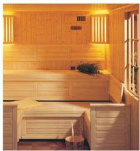 China Top Quality Wooden Sauna Room | Sauna Rooms