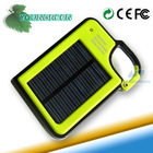 LED Indicator Portable Solar Charger Cases for Galaxy