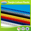 corrugated pp sheet, corrugated plastic sheet