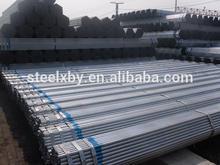 hot dip galvanized steel pipe trading ,Zinc Galvanized Round Steel Pipe for building material 13