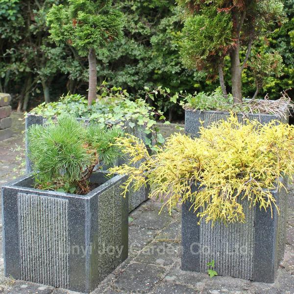 Usine chinoise gros grande pierre de granit d corative ext rieure jardin pot - Pierre decorative jardin ...