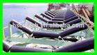Hot Selling HDPE Trough Roller Manufacturer
