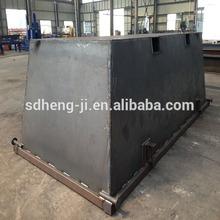 stainless steel welding skip bin / merrell bin / trash bin manufactures