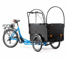 Australia electric safe reserve tricycle e bike conversion kit cargo bike