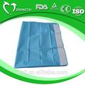 Non tissé hydrophileimperméable jetable chirurgicale champ à ophtalmiques. et l'utilisation chirurgicale