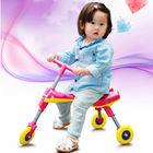 Baby girl ride on car