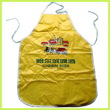 Reuse Fashion Household Sundries Apron Beer Advertising Gift for Woman