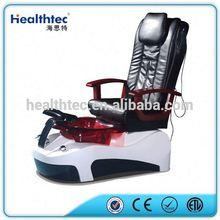 pink pedicure spa chair remote control