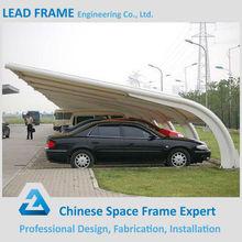 Outdoor Waterproof Metal Roof Steel Frame Canopy Shed