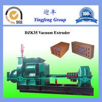 DZK35 Fully Automatic Clay Bricks Making Machine, red clay brick machine