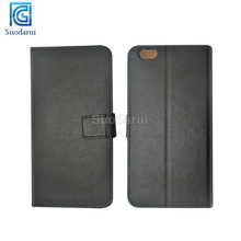 mobile phone bags & cases Book Wallet Stand Flip Leather mobile case for iphone 6 4.7 inches