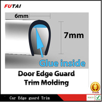 Car Exterior Accessories for Chromed Color Auto Side Molding