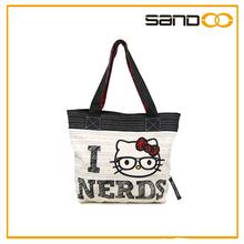loungefly hello kitty love nerds tote bag, new posh handbag