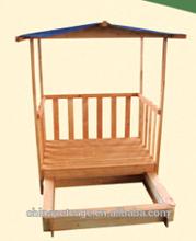 Beach bungalow toy for children