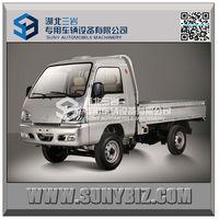 500kg,800kg T-king 4x2 Cheap diesel mini light truck