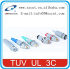 Manufactory supply plastic PA and PK 2,3,4 ,5,6,7, 8, 9 pins connectors
