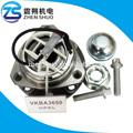 eje de rueda cojinete vkba3650 para opel