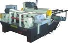 High quality CNC chuck woodworking veneer rotary peeling and cutting lathe