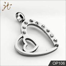 Fashion High Quality Fashion Heart Shaped Necklace