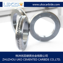 Tungsten Carbide wire rod rolling & ribbing cassettes rolls by China manufacturer