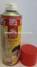 OEM Shaving gel/shaving foam/shaving cream/aftershave