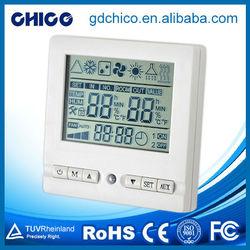 CCXK0001 bimetal thermostat lcd screen thermostat valve actuator