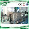 Steam shrink tunnel machine for shrink sleeve labeling machine