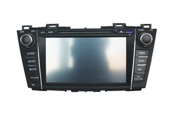 Auto radio new mazda 5 gps car dvd player navigation with wifi ipod bluetooth tv