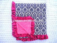 new arrival popular design cotton soft blanket for baby