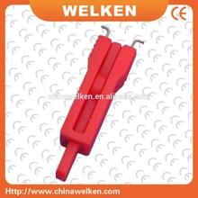 Super Nylon, Lock Open or Close Circuit Breaker, Miniature Circuit Breaker Lockout