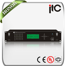 ITC T-6232 5 Source 10 Zone Programmable Public Address System