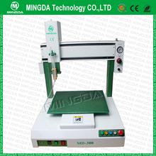 300x300x100mm 3 axis dispenser robot/3 axis glue dispenser/cnc robot glue dispenser