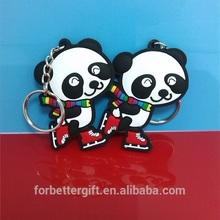 Cartoon mini key chains for gift