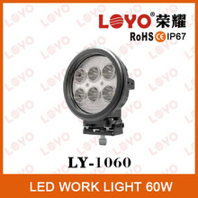 New Arrival!!! 12V 7Inch New Combination 60W LED Driving Light