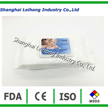 Custom Private Logo Wholesale Baby Ass Cleaning Wet Wipes