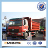 competitive price 310HP 6X4 drive type 15 cubic foton dump truck with spot
