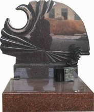 Pet Memorial Stone/Cremation Headstone