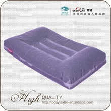 Adults washable massage effect mesh cotton pipe pillow