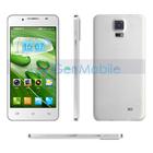 5 inch WCDMA/GSM quad core 3g android smart phone with QHD screen 5.0 mega pixel camera waken sensor K9